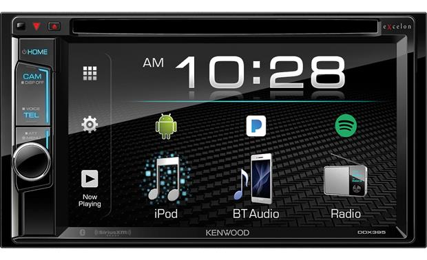 Kenwood Double Din
