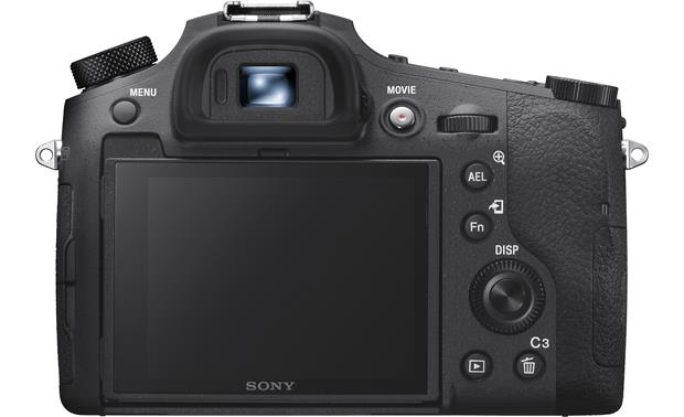 Sony Cyber-shot DSC-RX10M4 Back