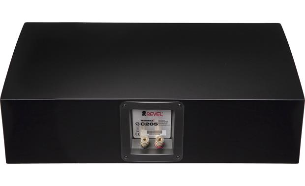 Revel Performa3 C205 Back (shown in black)