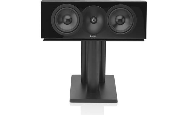 Revel Concerta2 C25 Shown on optional matching stand (not included)