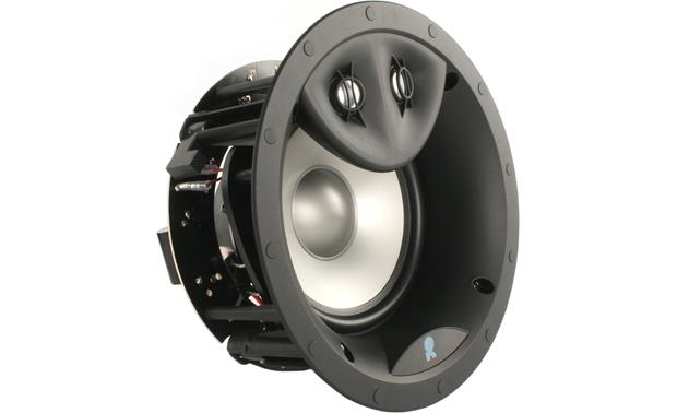 Revel C363DT Dual-tweeter design