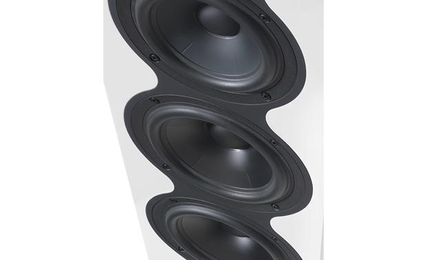 Revel Performa3 F206 Revel's black anodized aluminum cones sound good and look good