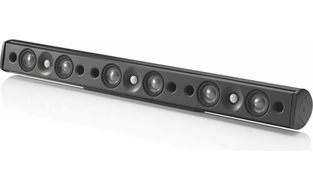 Revel Concerta LCR8 Connects to your home theater receiver's front three channels (grille removed)