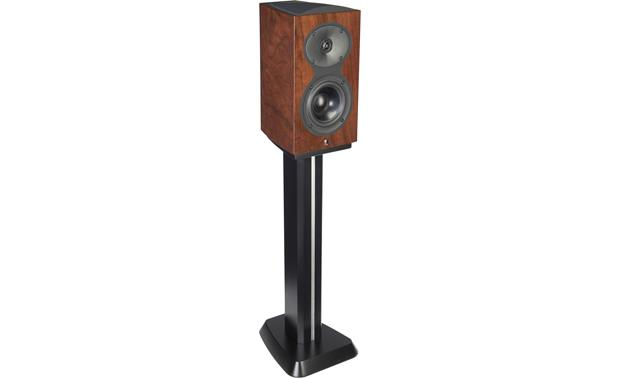 Revel Performa3 M105 Shown on optional stand