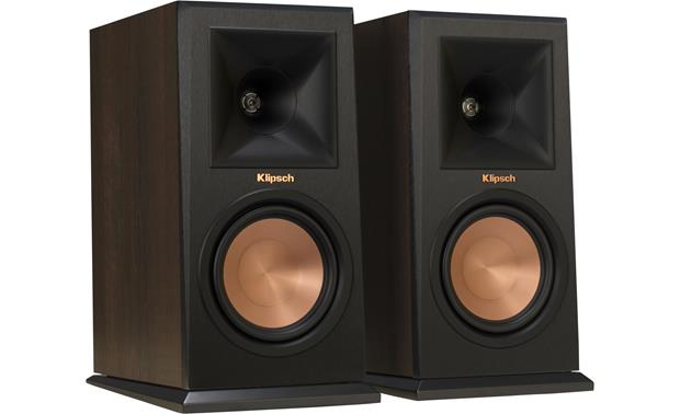 Klipsch Reference Premiere RP-150M Shown with grilles removed