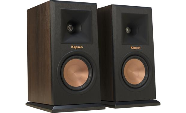 Klipsch Reference Premiere RP 160M Shown With Grilles Removed