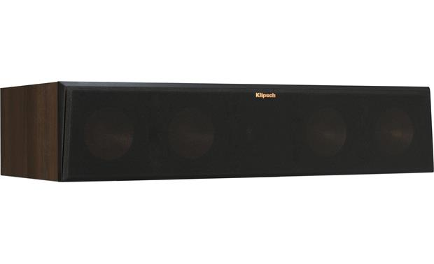Klipsch Reference Premiere RP-450C Angled view with grille in place
