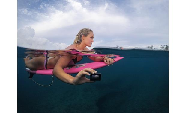 GoPro HERO6 Black Waterproof to 33 feet without an additional case