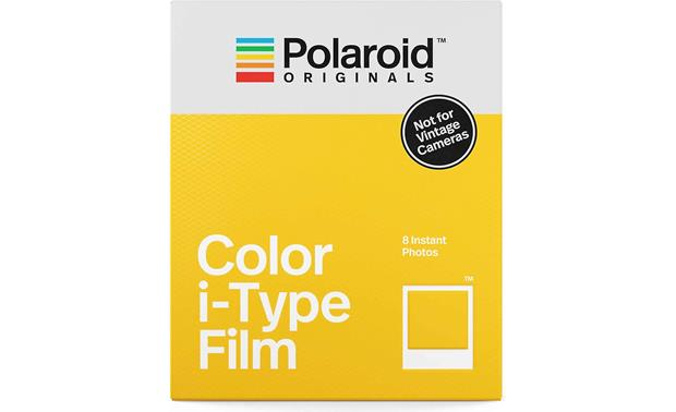 Polaroid I-type Color Film Front