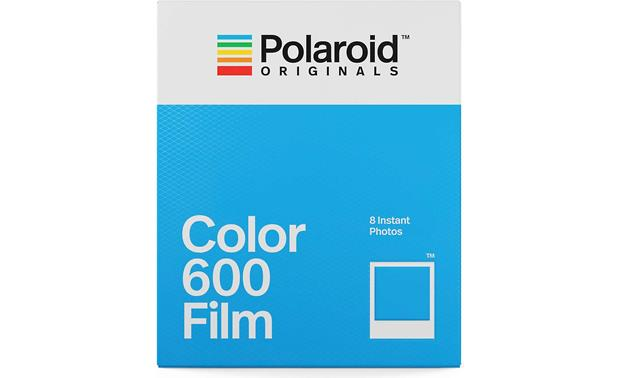 Polaroid Originals 600 Color Film Front