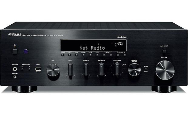 yamaha r n803 network stereo receiver with wi fi. Black Bedroom Furniture Sets. Home Design Ideas