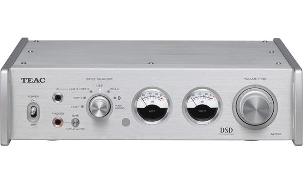 TEAC AI-503 Front, straight-on