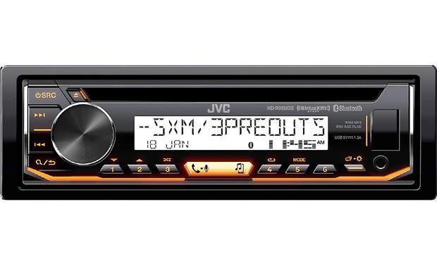 Jvc Kdr99mbs Cd Receiver For Jeep Powersports Or Marine Rhcrutchfield: Jvc Radio Bluetooth Wi Fi At Gmaili.net