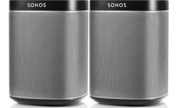 Sonos Play:1 Bundle Black