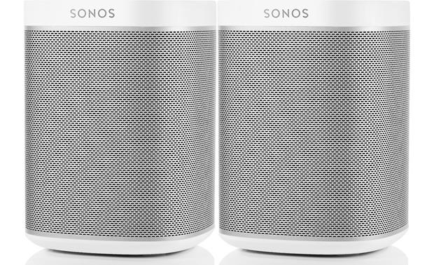 Sonos Play:1 Bundle White
