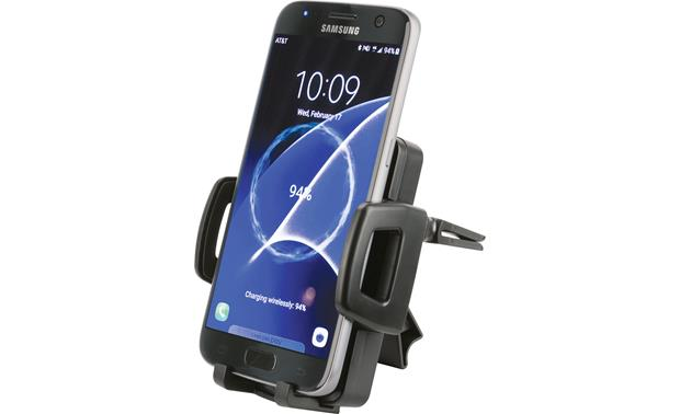 Scosche VQM-ST1 Mount your Qi-enabled phone and charge it wirelessly