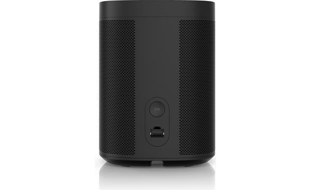 Sonos One (4-pack) Black - back