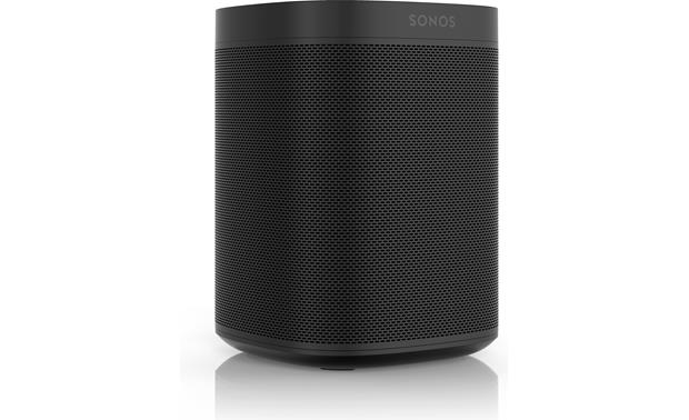 Sonos Playbase 5.1 Home Theater System with Voice Control Black Sonos One speaker (2 included)