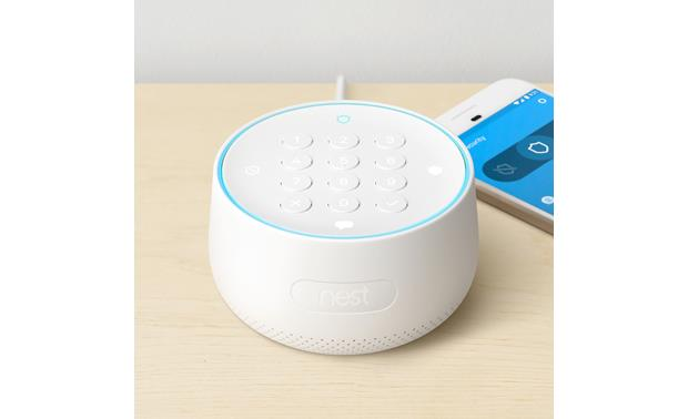 Nest Secure Alarm System Starter Pack The Nest Guard is an alarm, keypad, and motion sensor all in one