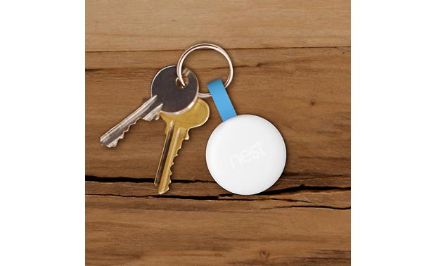 Nest Secure Alarm System Starter Pack The Nest Tag lets you in and out without having to use a key code