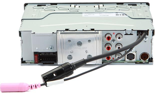 g113KM318BT B 1 kenwood kmr m318bt marine digital media receiver with bluetooth kenwood kmr-m308bt wiring diagram at bayanpartner.co