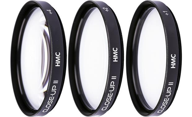 2 /& 4 WITH CASE 58MM CLOSE UP FILTER SET 1