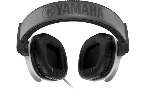 Yamaha hph mt5 white over ear studio monitor headphones for Yamaha hph mt5