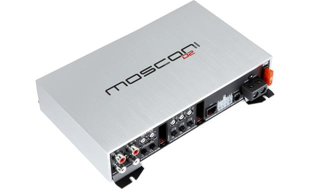 Mosconi D2 1004 Gladen D2 Series 4channel car amplifier 105