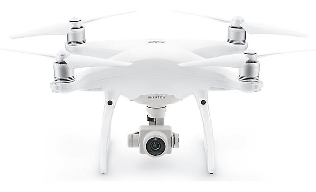 DJI Phantom 4 Pro Quadcopter 4K camera included