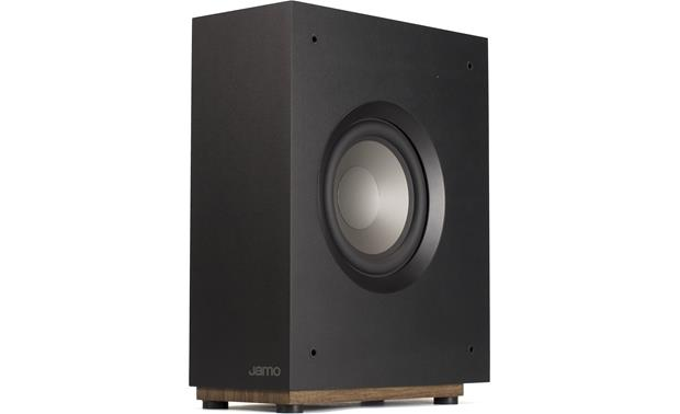 Jamo S 808 SUB Shown with grille removed
