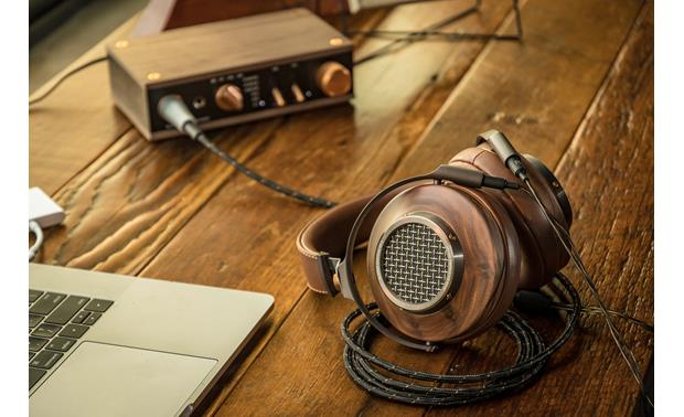 Klipsch Heritage Pairs splendidly with Klipsch's Heritage HP-3 headphones (sold separately)