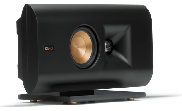Klipsch Reference Premiere RP-140D Horizontal, on included glass base