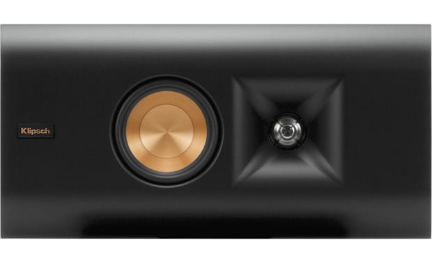 Klipsch Reference Premiere RP-140D Horizontal, wall-mounted, grille off