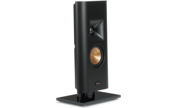 Klipsch Reference Premiere RP-140D Vertical, on included glass base, grille off