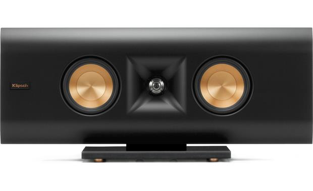 Klipsch Reference Premiere RP-240D Horizontal, on glass base, grille off
