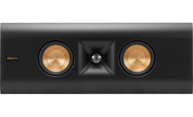 Klipsch Reference Premiere RP-240D Wall-mounted horizontally, grille off