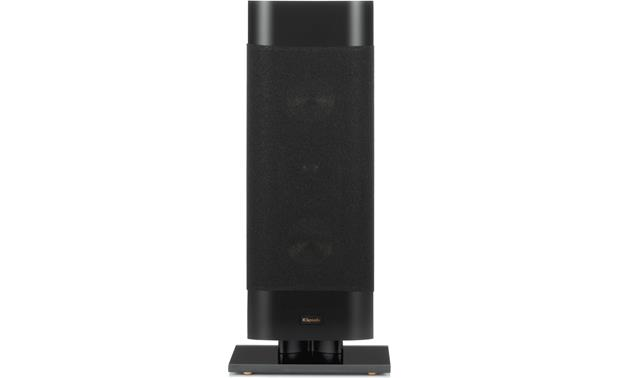 Klipsch Reference Premiere RP-240D Vertical, on base, grille on
