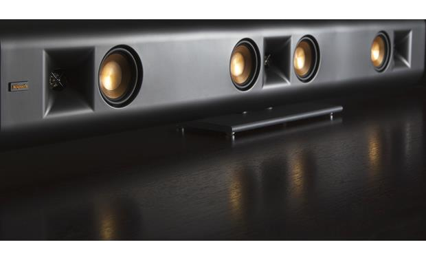 Klipsch RP-440D SB Shown with grille removed