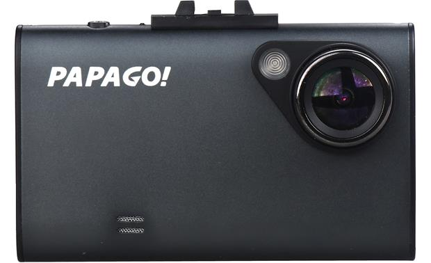 PAPAGO GoSafe 220 Record the road in HD.