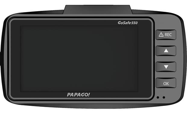 PAPAGO GoSafe 550 Other