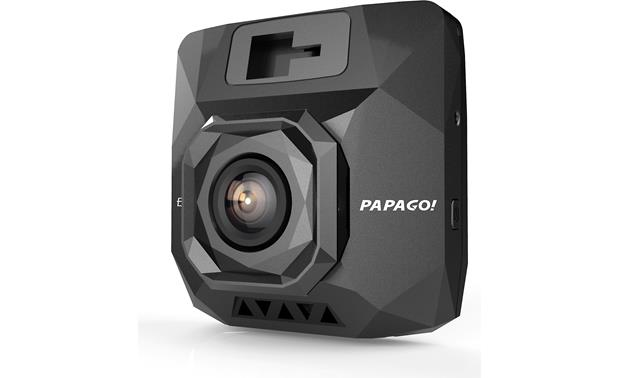 PAPAGO GoSafe S37 PAPAGO's compact GoSafe S37 dash cam is an unobtrusive addition to your windshield.