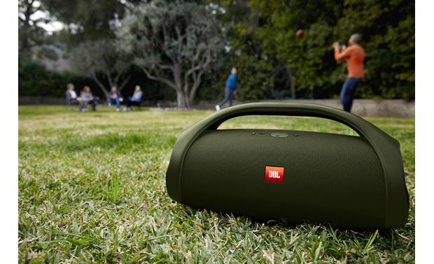 JBL Boombox Forest Green - big outdoor sound