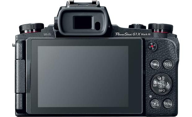 Canon PowerShot G1 X Mark III Back