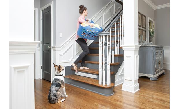PetSafe Pawz Away® Threshold Barrier Can mount horizontally to a wall or stair