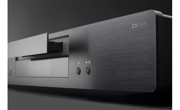 Cambridge Audio CXUHD Sturdy disc drive with enhanced laser performance