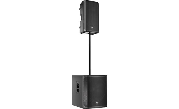 Electro-Voice ELX200-18SP pole and PA speaker not included