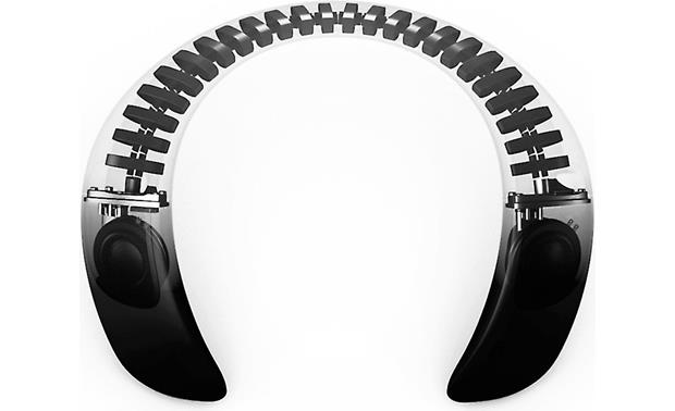 Bose® SoundWear™ Companion® Speaker Modeled after the human spine for fluid, natural movement