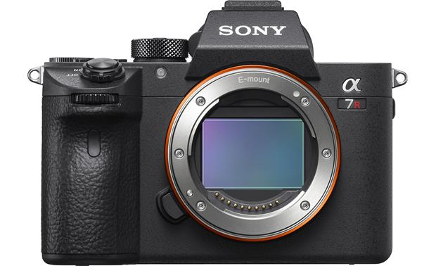 Sony Alpha a7R III (no lens included) Front