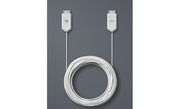 Samsung One Connect In-wall Cable Front