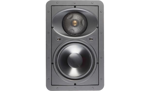Monitor Audio W280-IDC Shown with grille removed